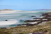 Luskentyre Beach, Harris, Outer Hebrides, Scotland