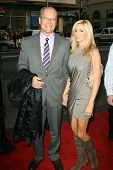 Kelsey Grammer and Camille Grammer at the Industry Screening of 'X-Men Origins Wolverine'. Grauman's
