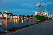 Stavanger At Night