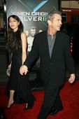Oksana Grigorieva and Mel Gibson  at the Industry Screening of 'X-Men Origins Wolverine'. Grauman's Chinese Theater, Hollywood, CA. 04-28-09