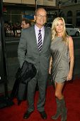 Kelsey Grammer and Camille Grammer  at the Industry Screening of 'X-Men Origins Wolverine'. Grauman'
