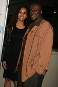 Lexington Steele at the Los Angeles Premiere of 'Naked Ambition an R-Rated Look at an X-Rated Indust