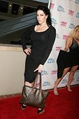 Joanie Laurer at the Los Angeles Premiere of 'Naked Ambition an R-Rated Look at an X-Rated Industry'