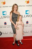 Melora Hardin and daughter Rory at Fashion For Life 2009 Benefit for Friendly House. California Market Center, Los Angeles, CA. 05-17-09