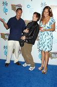 Jon Lovitz with Dana Carvey and Tia Carrere at the Jon Lovitz Comedy Club Charity Opening, benefitti
