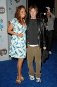 Tia Carrere and Dana Carvey  at the Jon Lovitz Comedy Club Charity Opening, benefitting the Ovarian