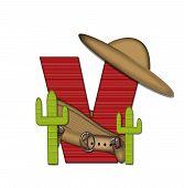 Alphabet Bandido V