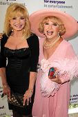 Loni Anderson, Ruta Lee at the Actors Fund 16th Annual Tony Awards Party honoring Jason Alexander, Skirball Center, Los Angeles, CA 06-10-12