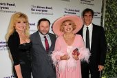 Loni Anderson, Jason Alexander, Ruta Lee, Scott Bakula at the Actors Fund 16th Annual Tony Awards Party honoring Jason Alexander, Skirball Center, Los Angeles, CA 06-10-12