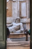 Colossal Statue Marforio