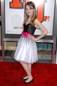 Juliette Goglia at the World Premiere of 'Fired Up!'. Pacific Theaters Culver Stadium 12, Culver City, CA. 02-19-09