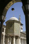 Arch of the Great Mosque of Damascus