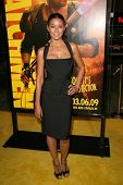 Emmanuelle Chriqui at the U.S. Premiere of 'Watchmen'. Grauman's Chinese Theatre, Hollywood, CA. 03-