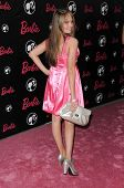 Debby Ryan at Barbie's 50th Birthday Party. Barbie's Real-Life Malibu Dream House, Malibu, CA. 03-09-09
