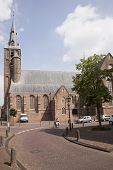 Old Church In Montfoort