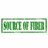 Source Of Fiber-stamp