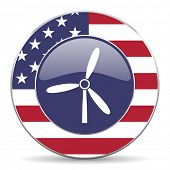 windmill american icon