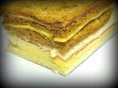 Crumbs sandwiches