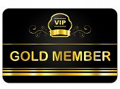 foto of first class  - First Class Meaning Very Important Person And Membership Card - JPG