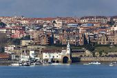pic of basque country  - Port of Getxo Bizkaia Basque Country Spain
