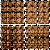 Seamless Patterned Texture Of The Frames