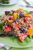 Fruit Quinoa Salad