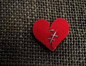 Red Heart Stitch