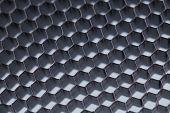 Comb of 3d metal net