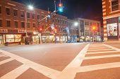 Historic Downtown District, Brattleboro