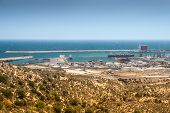Harbour of Agadir, Morocco