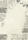 pic of newspaper  - Bordered Background - JPG