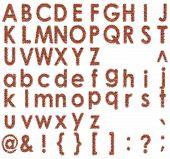 Brick font