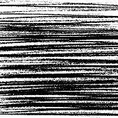 Hand Drawn Grunge Stripe Background.