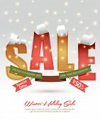 Winter Holiday Sale