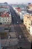 Gediminas Prospektas Street