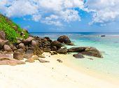 Rocks Scene Beach
