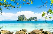 Peaceful Paradise Exotic Beach
