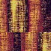 Grunge old-school texture, background for design. With different color patterns: purple (violet); orange; brown; yellow