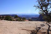 Canyonlands Mountain Vista