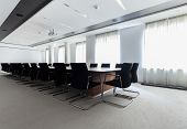 Conference Room In The Business Centre