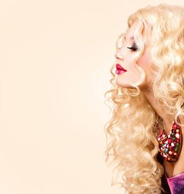 pic of perm  - Glamour lady - JPG