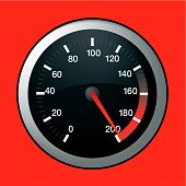 car speed dial on maximum