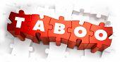 stock photo of taboo  - Taboo  - JPG