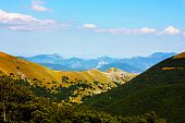 Apennines beauty in Italy