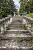 picture of nea  - stairs to the church  - JPG