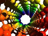 Molecule  (nanotube)