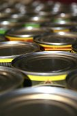 Food Cans For Charity