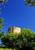Texas Water Tank