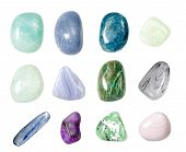 Assorted Crystal Gemstones 3