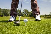 Clube de golfe
